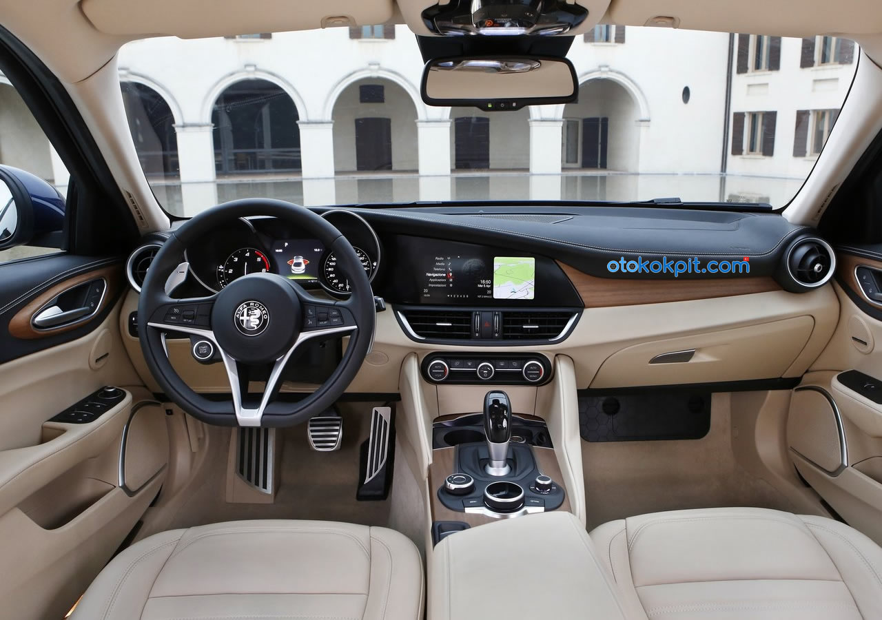 Yeni Alfa Romeo Giulia
