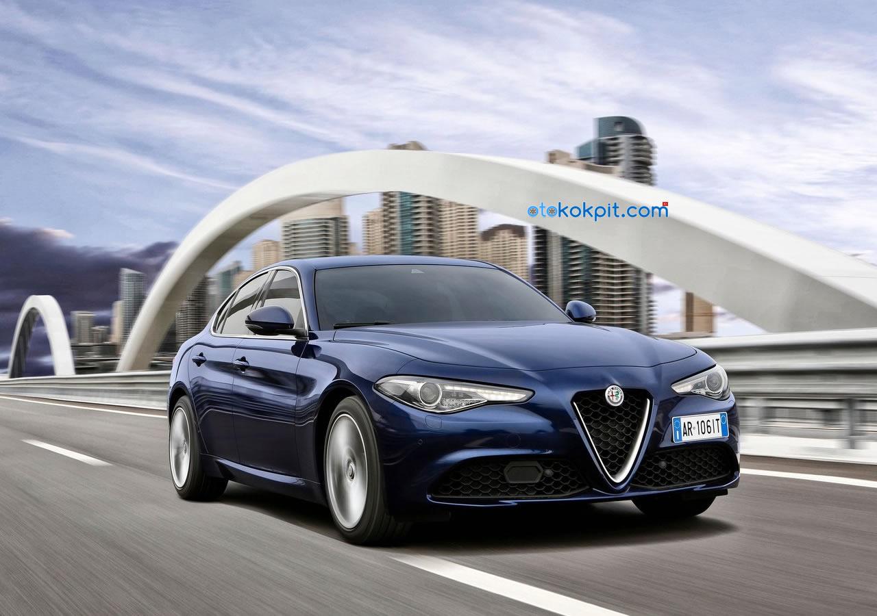 Yeni Alfa Romeo Giulia Donanımları