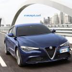 Yeni Alfa Romeo Giulia Dizel