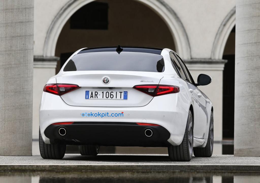 Yeni Alfa Romeo Giulia Türkiye Fiyatı