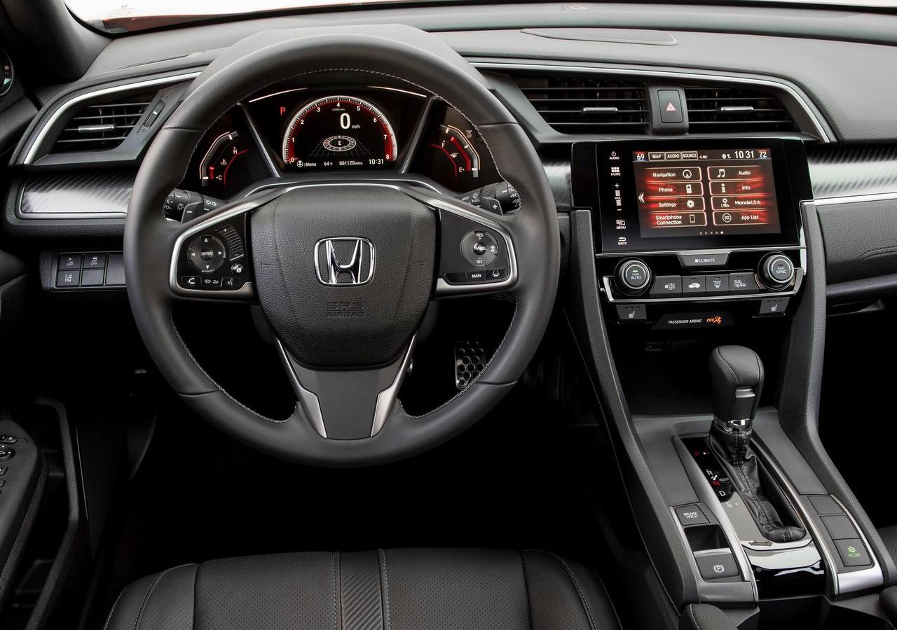 Honda Civic Hatchback MK10