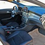 Mercedes CLA 180 CDi AMG Kokpiti