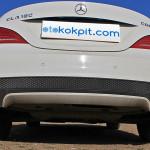 Mercedes CLA 180 CDi AMG Testi