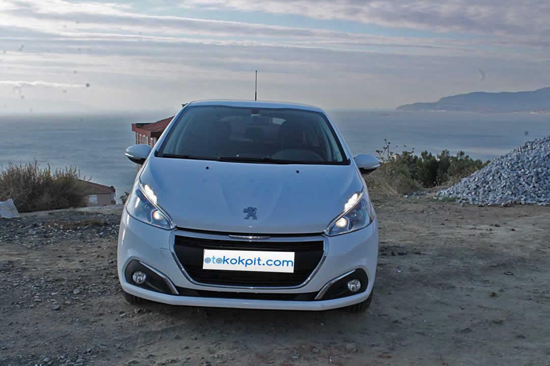 Yeni Peugeot 208 1.4 e-HDi Active Otomatik