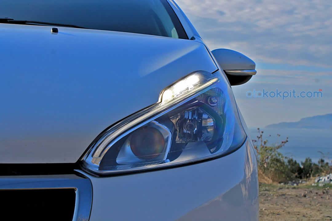 Yeni Peugeot 208 1.4 e-HDi Active Otomatik Testi