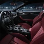 2017 Yeni Audi A5 Fotoğrafları