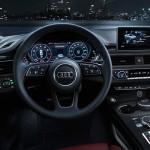 2017 Yeni Kasa Audi A5 Kokpiti