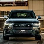 Yeni Audi SQ7 Modifiye