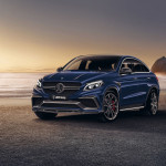 2016 Mercedes GLE Coupe Tuning