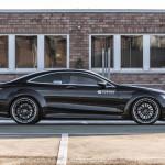 Mercedes S Coupe Modifiye