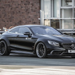 Mercedes S Coupe WideBody Kit