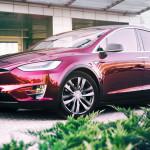 Vilner Tesla Model X P90D