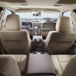 Yeni Lincoln Navigator 2017 İçi