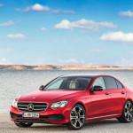 2017 Yeni Mercedes E180 Türkiye Fiyatı