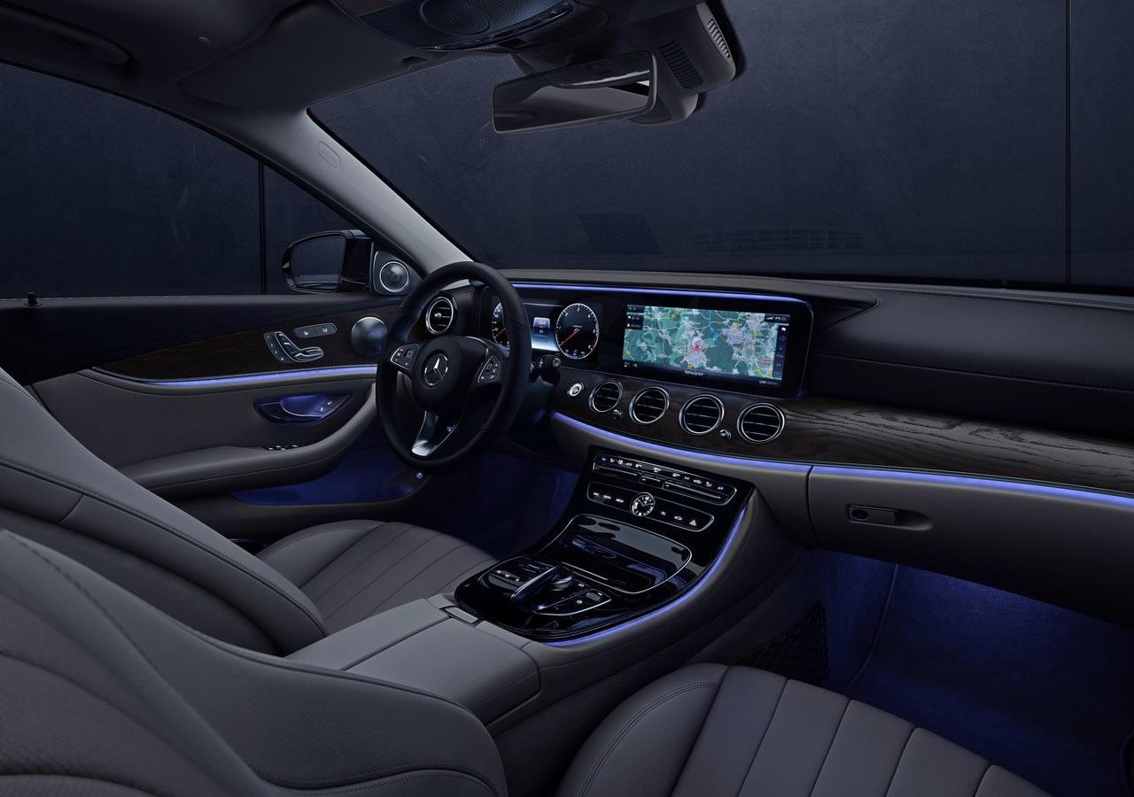 Yeni Mercedes E180