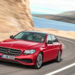 2017 Yeni Mercedes E180 Fiyatı