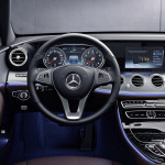 2017 Yeni Mercedes E180 Kokpiti