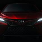 2018 Yeni Kasa Toyota Camry Özellikleri