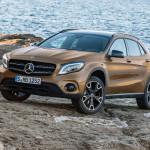 2018 Yeni Mercedes-Benz GLA Serisi