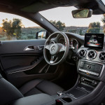 2018 Yeni Mercedes-Benz GLA Serisi Kokpiti