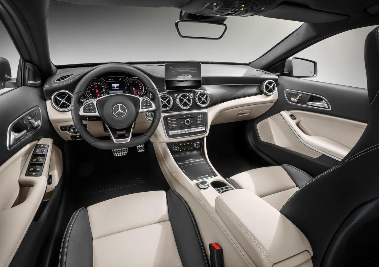 2018 Yeni Mercedes-Benz GLA Serisi Donanımları