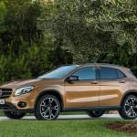2018 Yeni Mercedes-Benz GLA Serisi Teknik Özellikleri