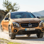 2018 Yeni Mercedes-Benz GLA Serisi Türkiye