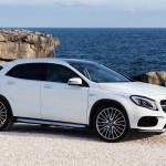 2018 Yeni Mercedes-AMG GLA45 Özellikleri