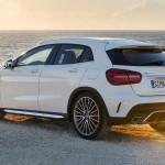 2018 Yeni Mercedes-AMG GLA45 Türkiye Fiyatı