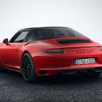 2018 Yeni Porsche 911 Targa GTS Türkiye
