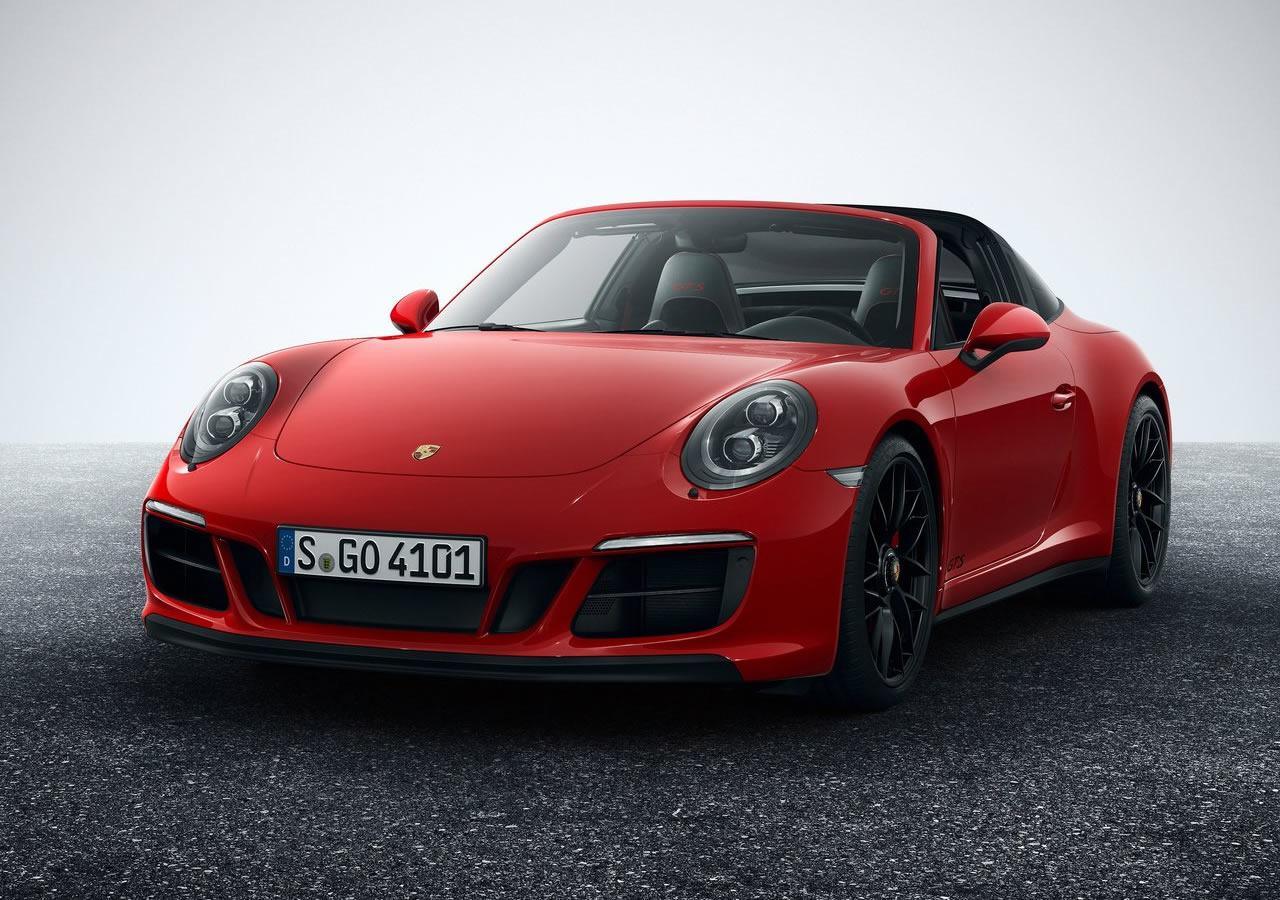Yeni Porsche 911 GTS