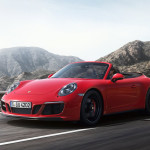 2018 Yeni Porsche 911 GTS Cabrio