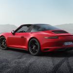 2018 Yeni Porsche 911 Targa GTS Özellikleri