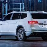 2018 Yeni Volkswagen Atlas R-Line Türkiye Fiyatı
