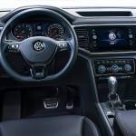 2018 Yeni Volkswagen Atlas R-Line Kokpiti