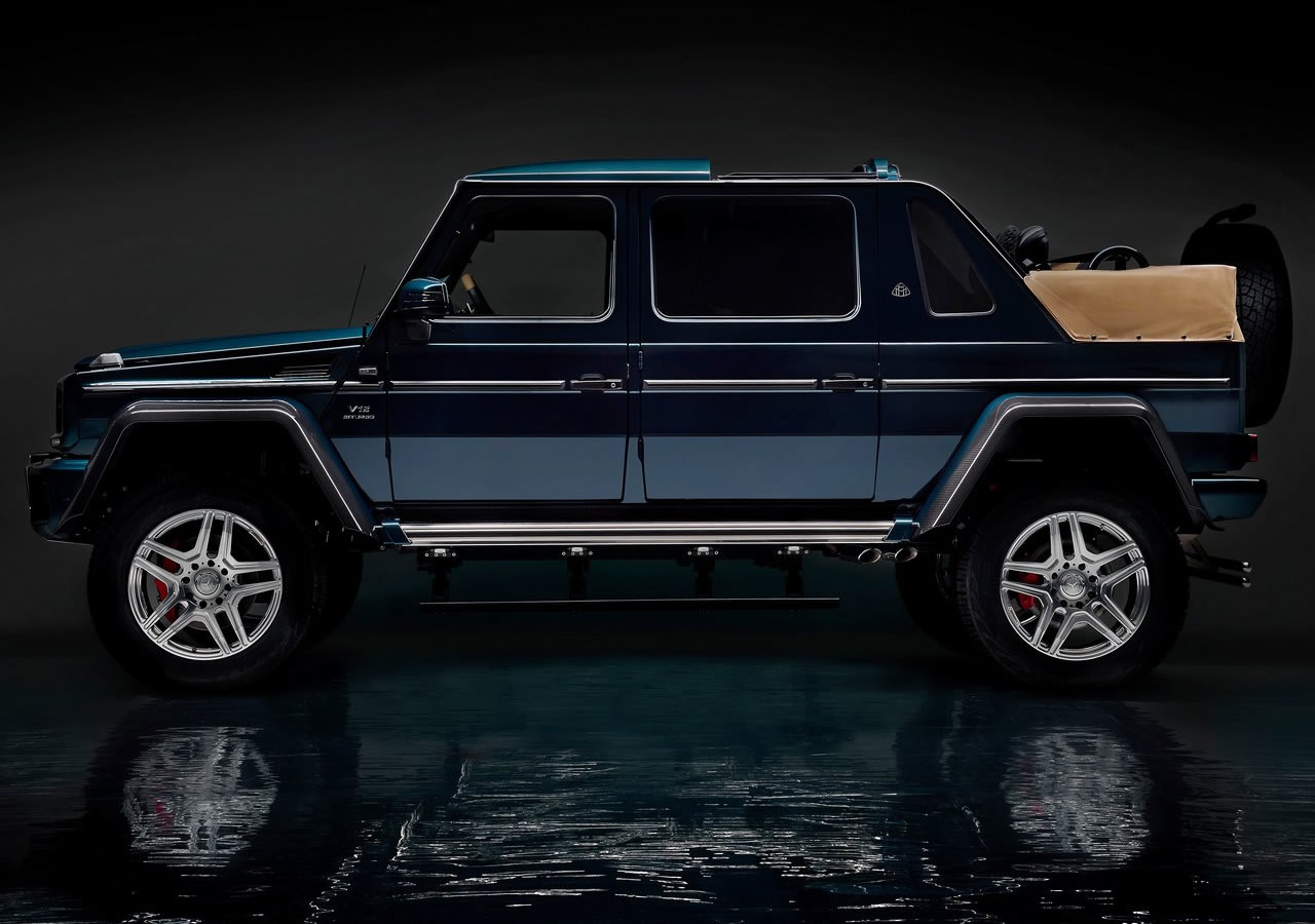2018 yeni mercedes benz g650 maybach landaulet tan t ld