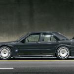 Mercedes Benz 190 E 2.5-16 Evolution 2 Donanımları