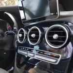Yeni Mercedes C180 Fascination İçi