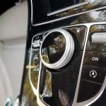 Yeni Mercedes C180 Fascination Kokpiti