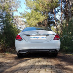Yeni Mercedes C180 Fascination Türkiye Fiyatı
