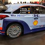 Hyundai İ20 WRC 2017 İstanbul Autoshow