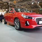 Yeni Kasa Hyundai İ30 2017 İstanbul Autoshow