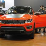 2017 İstanbul Autoshow Yeni Kasa Jeep Compass