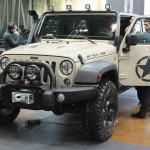 2017 İstanbul Autoshow Jeep Standı