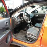 Yeni Kasa Jeep Compass 2017 İçi