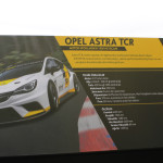 Opel Astra TCR Teknik Özellikleri