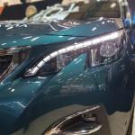 2017 Peugeot 5008 Led Far