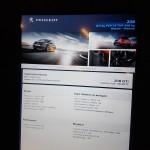 2017 Yeni Peugeot 208 GTi Teknik Özellikleri