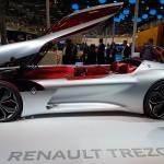 Renault Trezor 0-100