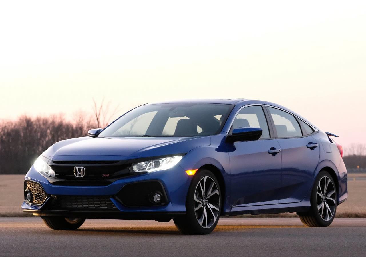 2017 Yeni Kasa Honda Civic Si Sedan ve Coupe Özellikleri ...